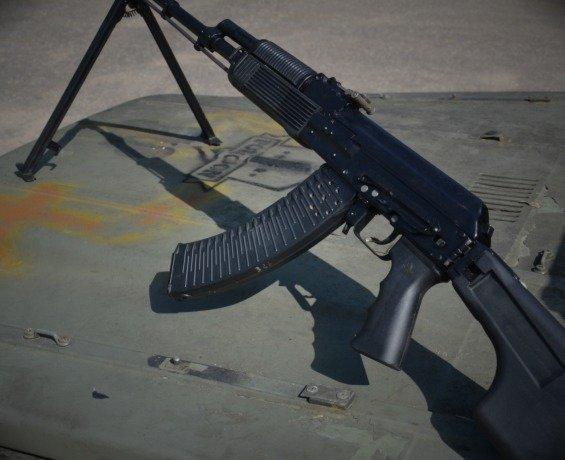 Lāzertaga ierocis RPK